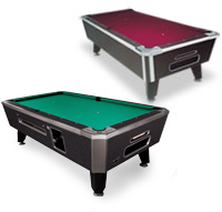 Valley Dynamo Parts - Valley pool table models